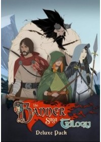Banner Saga Trilogy Deluxe Pack