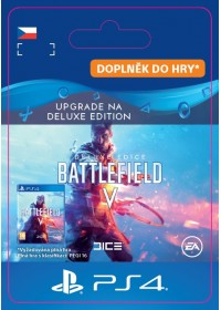 CZ PS4 - Battlefield™ V Deluxe Edition Upgrade