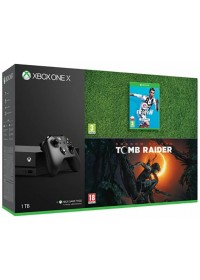 Xbox One X 1TB + Hra Playerunknowns's Battlegrounds( token )