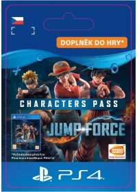 CZ PS4 - JUMP FORCE - Characters Pass