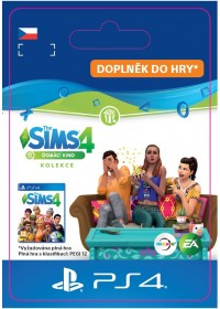 CZ PS4 - The Sims™ 4 Movie Hangout Stuff