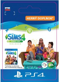 SK PS4 - The Sims™ 4 Movie Hangout Stuff
