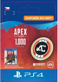 CZ PS4 - Apex Legends™ – 1,000 Apex Coins