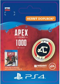 SK PS4 - Apex Legends™ – 1,000 Apex Coins