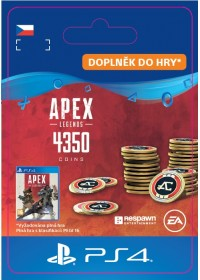 CZ PS4 - Apex Legends 4,000+350 BonusApexCoins
