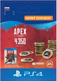SK PS4 - Apex Legends 4,000+350 BonusApexCoins