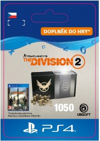 CZ PS4 - TomClancy'sTheDivision2–1050Credits