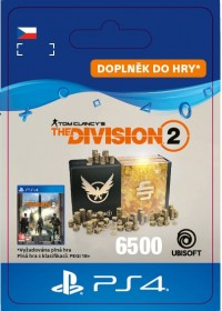 CZ PS4 - TomClancy'sTheDivision2–6500Credits
