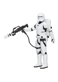 Figúrka Star Wars Episode VII Ultimate Deluxe Action Figures 30 cm 2015 Wave 1 - First Order Flametrooper