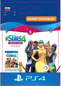 SK PS4 - The Sims™ 4 Get Famous