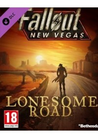 Fallout New Vegas Lonesome Road