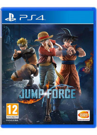 PS4 Jump Force - Bazar