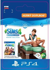 SK PS4 - The Sims™ 4 Spa Day