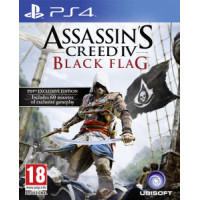 PS4 Assassins Creed 4: Black Flag CZ Bazár