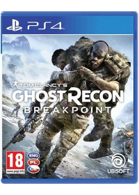 Tom Clancy's Ghost Recon: Breakpoint CZ + DLC