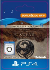 SK PS4 - TheElderScrolO:ElsweyrCollectosEd.Upg