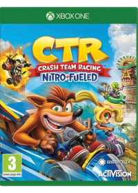Crash Team Racing Nitro-Fueled Races