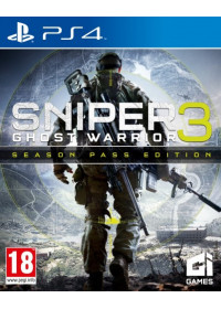 Sniper: Ghost Warrior 3 (Season Pass Edition) Bazár