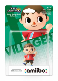 amiibo Smash Villager 9