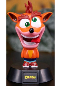 Crash Bandicoot Icon Light V2