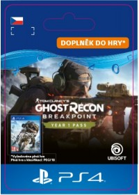 CZ PS4 - Ghost Recon Breakpoint Year 1 Pass