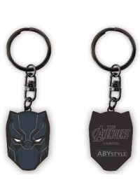 Marvel - Black Panther Metal Keychain (ABYKEY199)