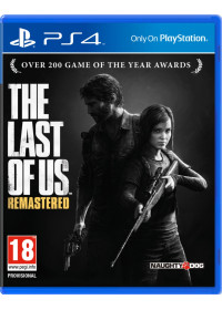 The Last of Us - Remastered + DLC bonusy