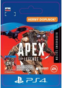 SK PS4 - Apex Legends™ - Bloodhound Edition