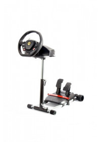 Wheel Stand Pro, stojan na volant a pedály pro Thrustmaster SPIDER, T80/T100, T150, F458/F430, černý