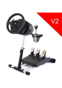 Wheel Stand Pro DELUXE V2, stojan na volant a pedály pro Thrustmaster T300RS,TX,TMX,T150,T500,T-GT