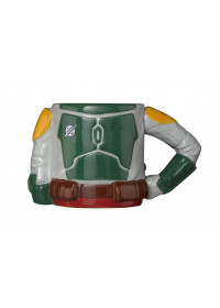 Hrnček Star Wars Boba Fett 3D Arm