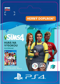 SK PS4 - The Sims™ 4 Discover University