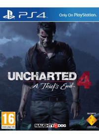 PS4 Uncharted 4: A Thiefs End CZ titulky