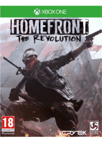 Xbox One Homefront: The Revolution - Bazár