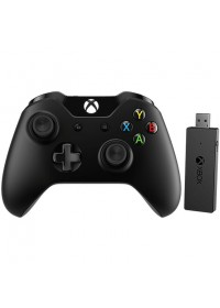 Microsoft Xbox One Wireless Controller pre Windows