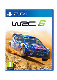 WRC: FIA World Rally Championship 6