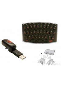 Wireless Thumbpad Keyboard