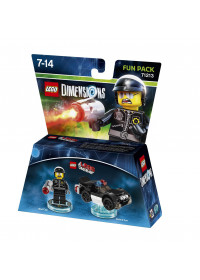 LEGO Dimensions Fun Pack - LMV Bad Cop 71213 Lego Movie