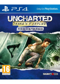 Uncharted: Drake's Fortune (Remastered)