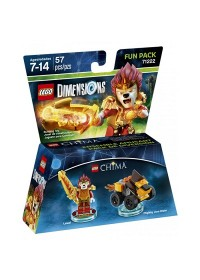LEGO Dimensions Fun Pack - Chima Laval 71222