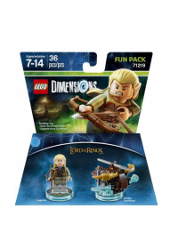 LEGO Dimensions Fun Pack - LOTR Legolas 71219 Lord of The Rings