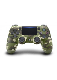 Sony DualShock 4 Wireless Controller V2 - Green Camo