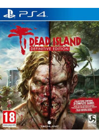 PS4 Dead Island: DEFINITIVE EDITION Bazár