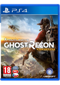 PS4 Tom Clancy's Ghost Recon: Wildlands Bazár