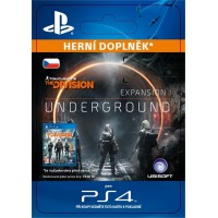 CZ PS4 - TOM CLANCY'S THE DIVISION Underground