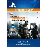 CZ PS4 - Tom Clancy's The Division - Season Pass