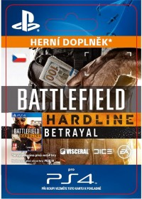 CZ PS4 - Battlefield Hardline Betrayal