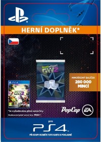 CZ PS4 - 280,000 Incredi-coins Pack
