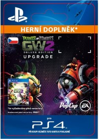 CZ PS4 - Plants vs. Zombies Garden Warfare 2: Deluxe Upgrade