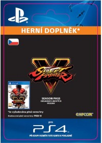 CZ PS4 - Street Fighter V - 2016 Season Pass